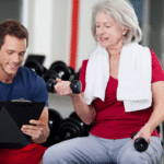 personal training for seniors